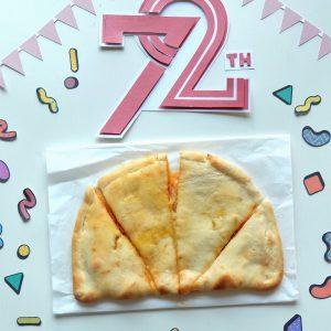 Panties Pizza Merdeka Indonesia 72 Tahun Indonesia 72 Tahun Merdeka bersama Panties Pizza