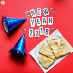 New Year 2018 Melted 4 Slices Special Event