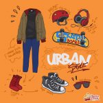 Urban Style Fashion Ilustrasi
