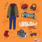 Urban Style Fashion Ilustrasi
