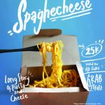 Spaghecheese Spaghetti Cheese Panties Pizza Spaghecheese and French Zone Only at Panties Pizza Menu Baru News Pizza Slide