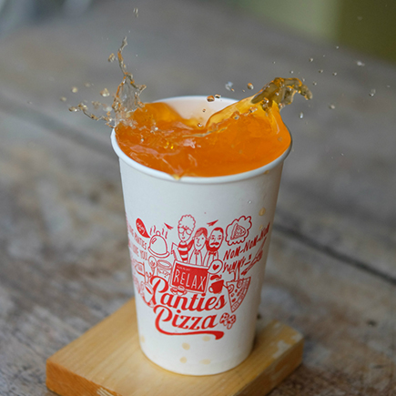 Soda Orange