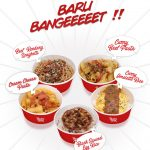 Menu Baru Nasi Pasta Panties Pizza MAKIN HEBOH ! Menu Nasi dan Pasta Panties Pizza Single Slide
