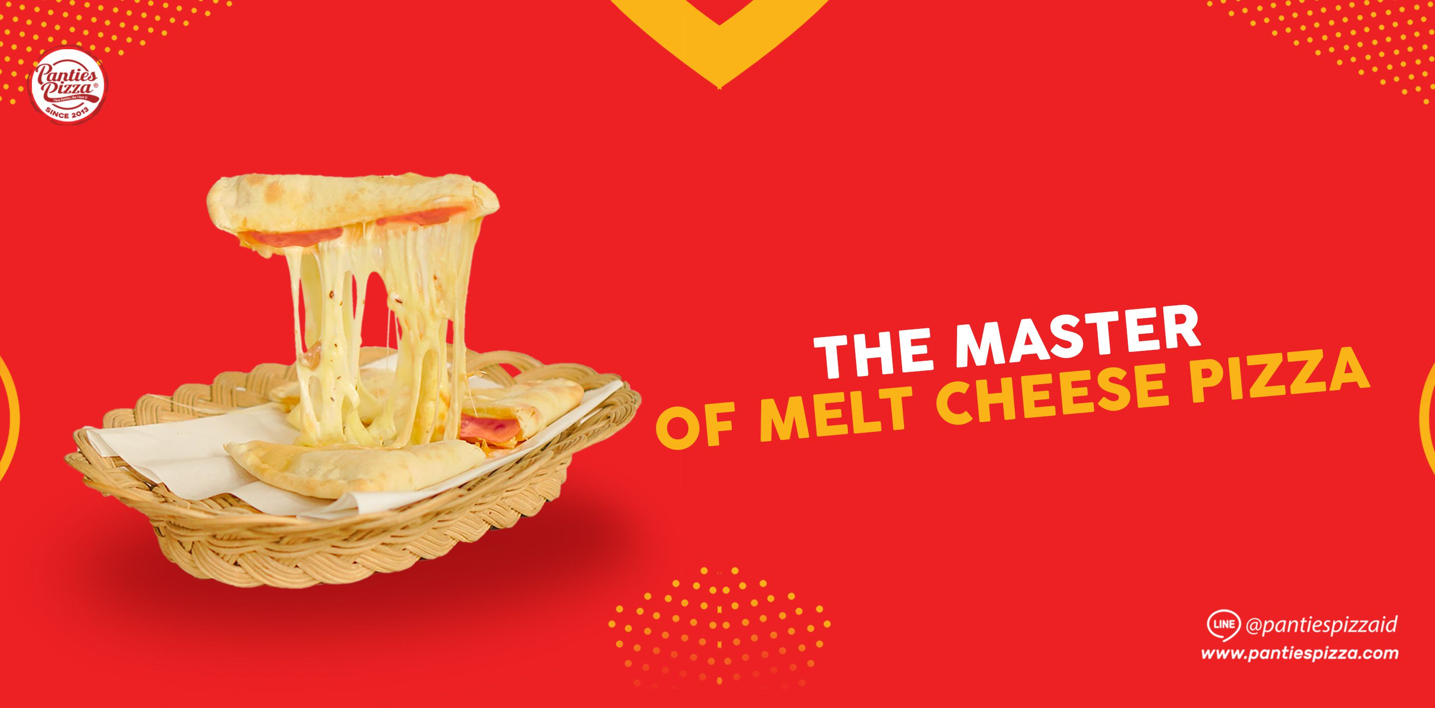 Panties Pizza Is The Master Of Melt Cheese Pizza Mastercheese Master Cheese Pizza The Master of Melt Cheese Pizza Inspiration News Pizza Single Slide