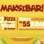 Happy Hour Panties Pizza Promo Maksibar MAKSIBAR Panties Pizza Promo Happy Hour Menu Baru News Pizza Slide