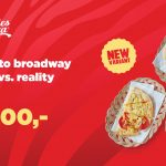 Mixzone Panties Pizza Menu Baru Tersedia Di Outlet Panties Pizza Terdekat Mix Zone Pizza, Satu Pizza dengan Dua Rasa Inspiration News Pizza Single Slide