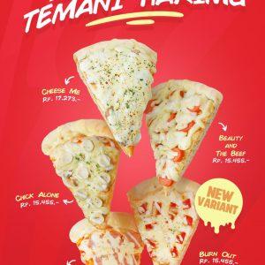 Pizza Slice Varian Baru Panties Pizza Makin Seru Dengan Varian Baru Pizza Slice