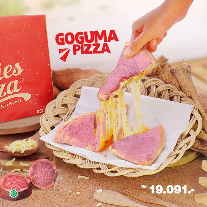 Goguma Pizza Sweet Like Oppa 2021